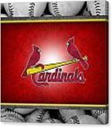 St Louis Cardinals Canvas Print