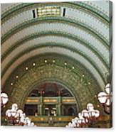 Ornate St. Louis Station Canvas Print