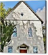 St. Luke African Methodist Episcopal Church - Ellicott City Maryland Canvas Print