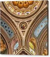 St. Mary Of The Angels Splendor Canvas Print