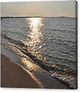 St Marys County Sunrise Canvas Print
