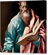 St Matthew Canvas Print