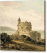 St Mawes Castle Canvas Print