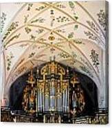 St Michael's Bamberg Canvas Print