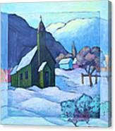 St Michaels Canvas Print