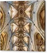 St. Nikolaus Munster Canvas Print