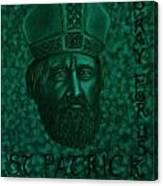 St Patrick Canvas Print