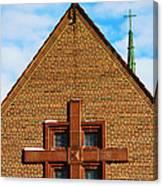 St Patricks Church Canvas Print