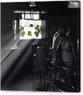 St. Patrick's Day At The Suffern Hotel Canvas Print