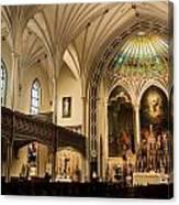 St Patrick's Iv Canvas Print