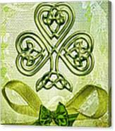 St. Patty's Canvas Print