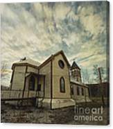 St. Pauls Anglican Church Canvas Print