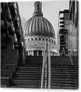 St Pauls Cathedral Canvas Print