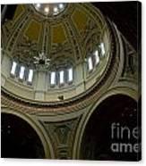 St. Paul's Dome Canvas Print
