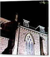 St. Paul's Presbyterian Church Canvas Print