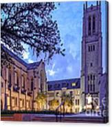 St  Paul's United Methodist Church - Houston Texas Poster