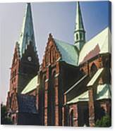 St. Peter Church Canvas Print