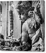 St. Peter's Angel Canvas Print