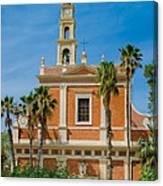 St. Peter's Church In Jaffa Canvas Print