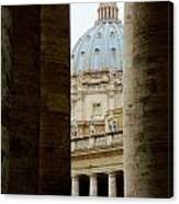 St. Peter's  Canvas Print
