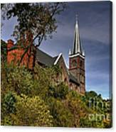 St. Peter's Of Harpers Ferry Canvas Print