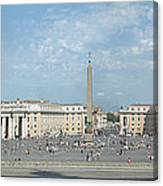 St. Peter's Square Canvas Print
