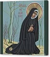 St. Philippine Duchesne 259 Canvas Print