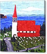 St. Philip's Church Canvas Print