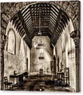 St Seirio Church Canvas Print