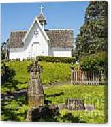 St. Stepen's Chapel Canvas Print