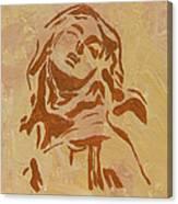 St Teresa Canvas Print