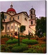 St. Thomas Aquinas Church Large Canvas Art, Canvas Print, Large Art, Large Wall Decor, Home Decor Canvas Print