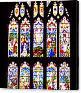 St Thomas The Apostle Church Heptonstall Canvas Print