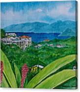 St. Thomas Virgin Islands Canvas Print