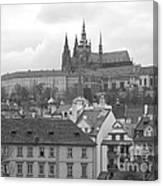 St. Vitus Cathedral Prague Canvas Print