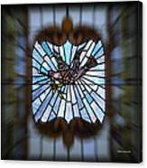 Stained Glass Lc 13 Canvas Print