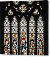 Stained-glass Window 1 Canvas Print