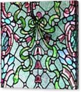 Stained Glass Window -2 Canvas Print
