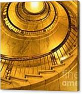 Stair Way To Justice Canvas Print