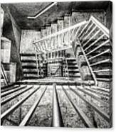 Staircase I Canvas Print