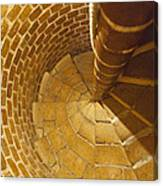 Staircase In Stone Canvas Print