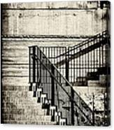 Stairs 1 Canvas Print