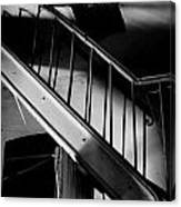 Strange Stairs Canvas Print