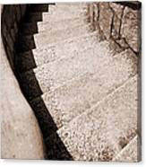 Stairs At Maymont Canvas Print