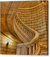 Stairs Of Mythical Proportion Canvas Print