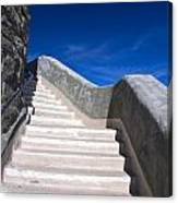 Stairway At Mount Diablo State Park Canvas Print