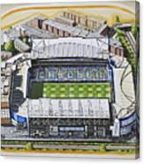Stamford Bridge - Chelsea Canvas Print