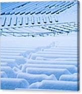 Standing Room Only - Featured 3 Canvas Print