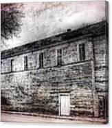 Standish Hall Canvas Print