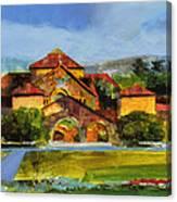 Stanford Chapel Canvas Print